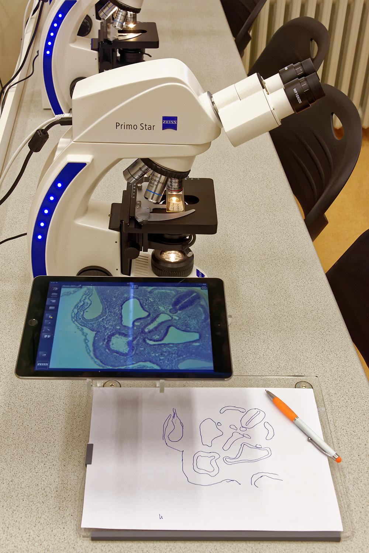 Digitaalne mikroskoopiaklass